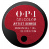 GelColor Artist Series - Totally Red Up with You