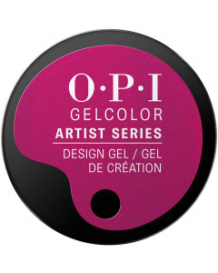 GelColor Artist Series - A Fuchsia Too Many