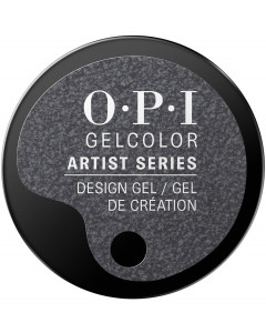 GelColor Artist Series - The Grey is Totally Coal