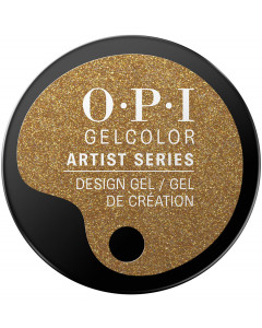 GelColor Artist Series - You Gotta Gold on Me