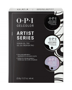 GELCOLOR ARTIST SERIES - 3 PACK DEFINING COLOURS TRIAL KIT #2