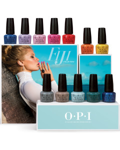 Fiji Collection A Display (Lacquer)