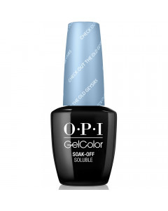 GelColor by OPI - Check Out the Old Geysirs