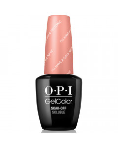 GelColor by OPI - I'll Have a Gin & Tectonic