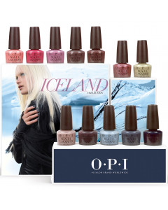 Iceland Edition A Counter Display
