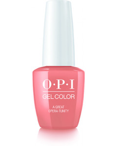 GelColor by OPI - A Great Opera-Tunity