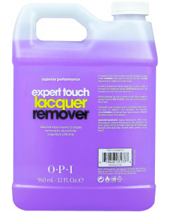 Expert Touch Lacquer Remover – 960ml
