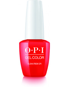 GelColor by OPI - Aloha from OPI