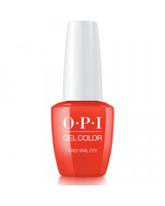 GELCOLOR - A Red-vival City 7.5ML