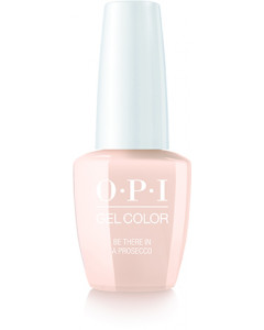 GelColor by OPI - Be There In a Prosecco