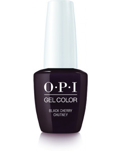 GelColor by OPI - Black Cherry Chutney