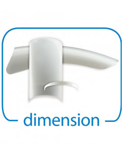 Dimension Tips - Assorted 200 Box