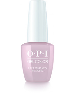 GelColor by OPI - Don't bossa Nova Me Around
