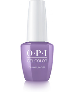 GelColor by OPI - Do You Lilac It?