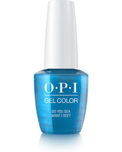 GelColor by OPI - Do You Sea What I Sea?