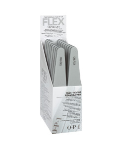 OPI Flex Silver 100/180 - Display