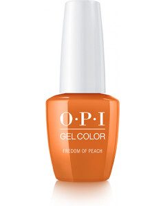 GelColor by OPI - Freedom of Peach