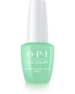 GelColor by OPI - Gargantuan Green Grape