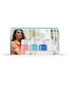 Lisbon GelColor Mini 4-Pack