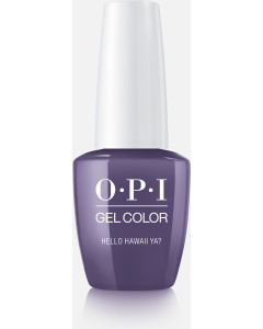 Gelcolor by OPI - Hello Hawaii Ya?
