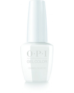 GelColor by OPI - I Cannoli Wear OPI