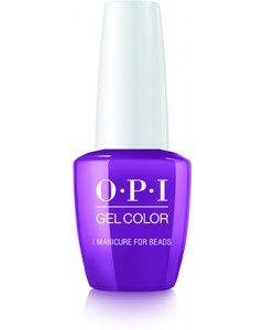 GelColor by OPI - I Manicure for Beads