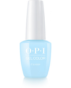 GelColor by OPI -  It's A Boy