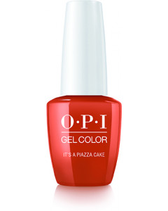 GelColor by OPI - It's a Piazza Cake