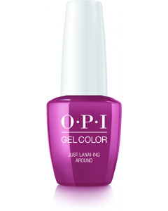 Gelcolor by OPI - Just Lana-Ing Around