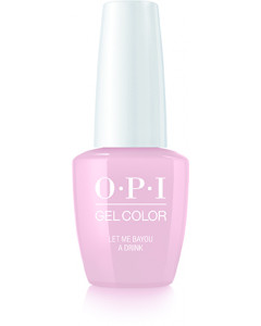 GelColor by OPI - Let Me Bayou A Drink