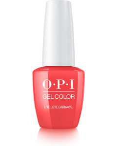 GelColor by OPI - Live. Love. Carnaval
