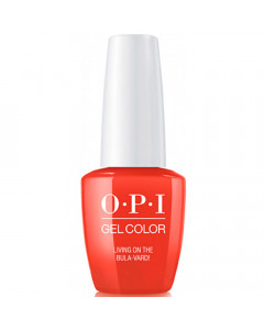GelColor by OPI - Living On the Bula-vard!