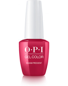 GelColor by OPI - Madam President