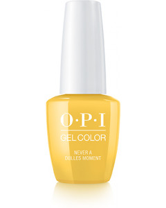 GelColor by OPI - Never a Dulles Moment