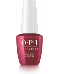 GelColor by OPI - I'm Not Really A Waitress