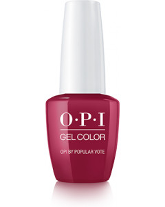 GelColor by OPI - OPI by Popular Vote