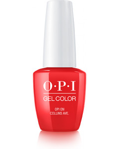 GelColor by OPI - OPI on Collins Ave