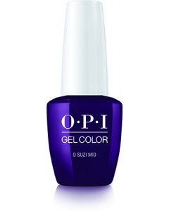 GelColor by OPI - O Suzi Mio