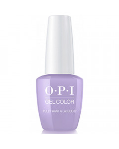 GelColor by OPI - Polly Want A Lacquer