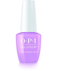 GelColor by OPI - Purple Palazzo Pants