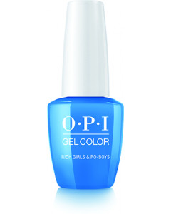 GelColor by OPI - Rich Girls & Po-Boys