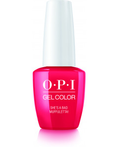 GelColor by OPI - She's a bad Muffuletta