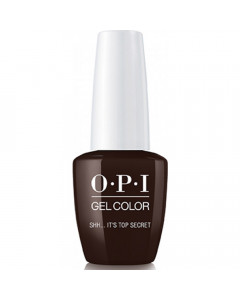GelColor by OPI - SHH…IT'S TOP SECRET!