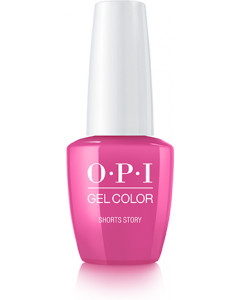 GelColor by OPI - Shorts Story