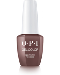 GelColor by OPI - Squeaker of the House