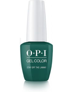 GelColor by OPI - Stay Off The Lawn