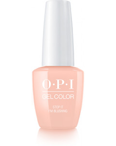 GelColor by OPI -  Stop It I'm Blushing