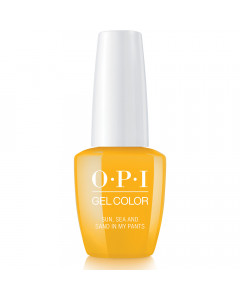 GELCOLOR - Sun, Sea, and Sand in My Pants 7.5ML