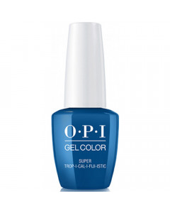 GelColor by OPI - Super Trop-i-cal-i-fiji-istic