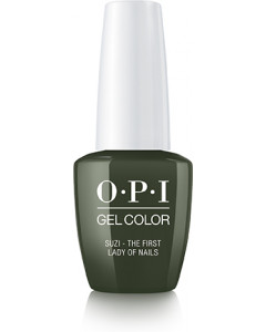GelColor by OPI - Suzi - The First Lady of Nails